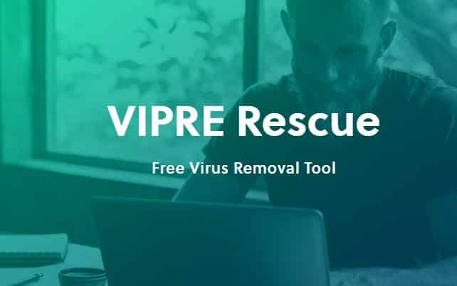 VIPRE Rescue Scanner