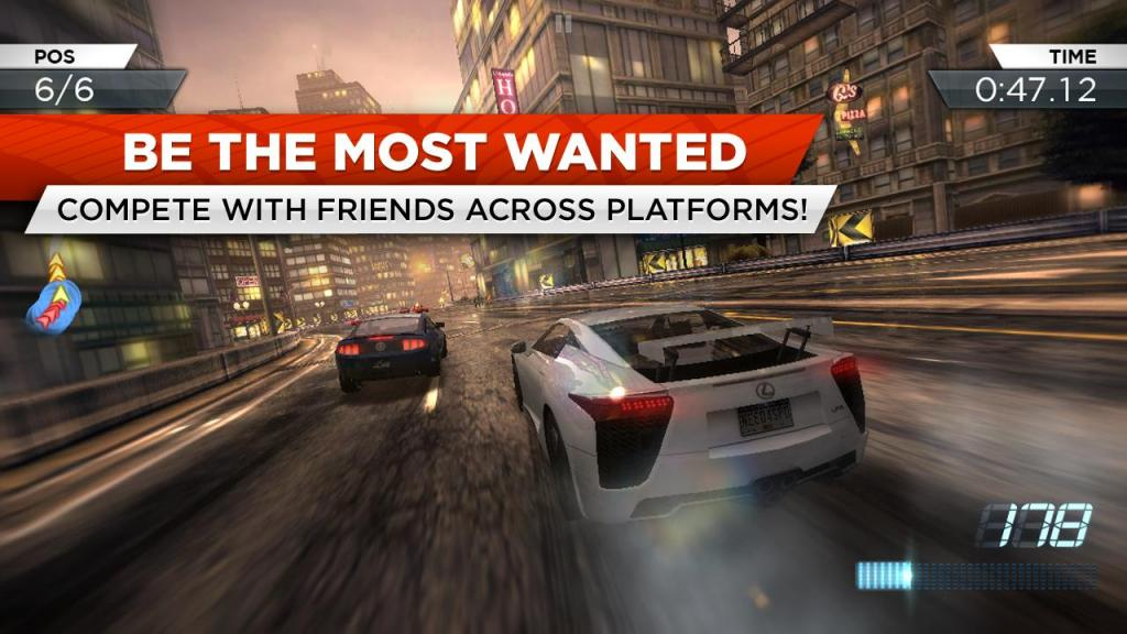 Need for Speed ™ Most Wanted